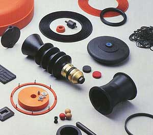 Custom Manufactured Rubber Products