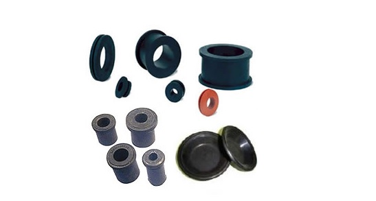 Custom Rubber Molding Products
