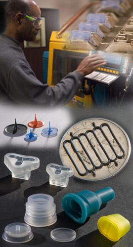 Custom rubber molders