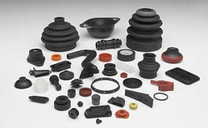 Custom Rubber Molded Parts