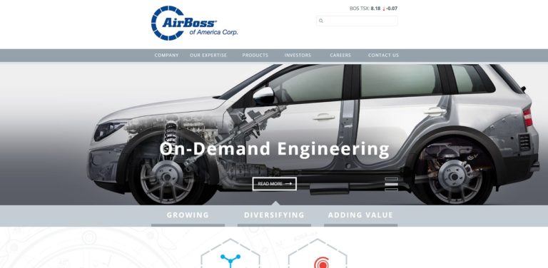 AirBoss Rubber Compounding