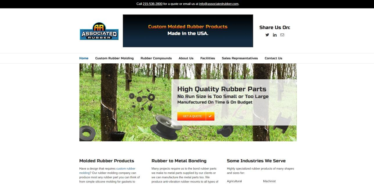 More Rubber Molding Company Listings