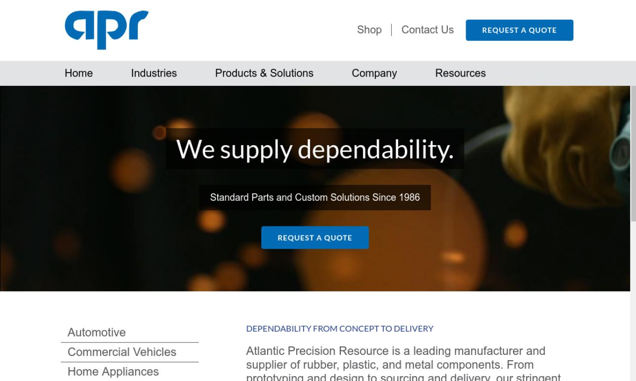Atlantic Precision Resource
