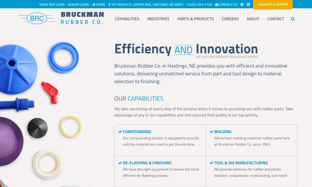 Bruckman Rubber Co.