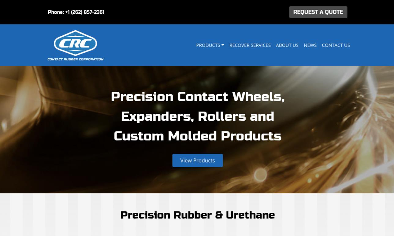 Contact Rubber Corporation