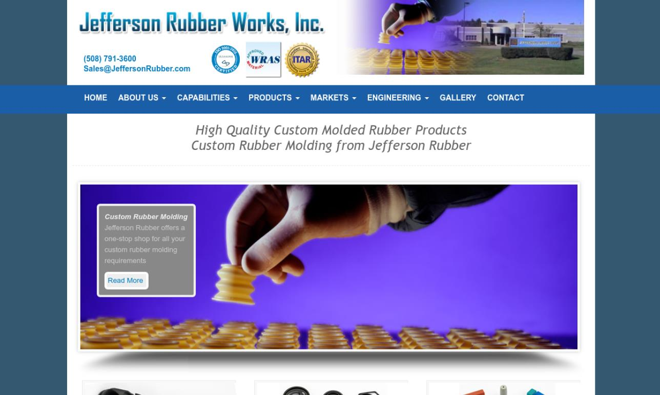 Jefferson Rubber Works, Inc.