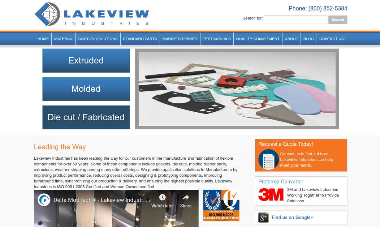 Lakeview Industries, Inc.