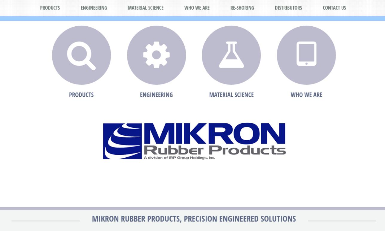 Mikron Rubber Products