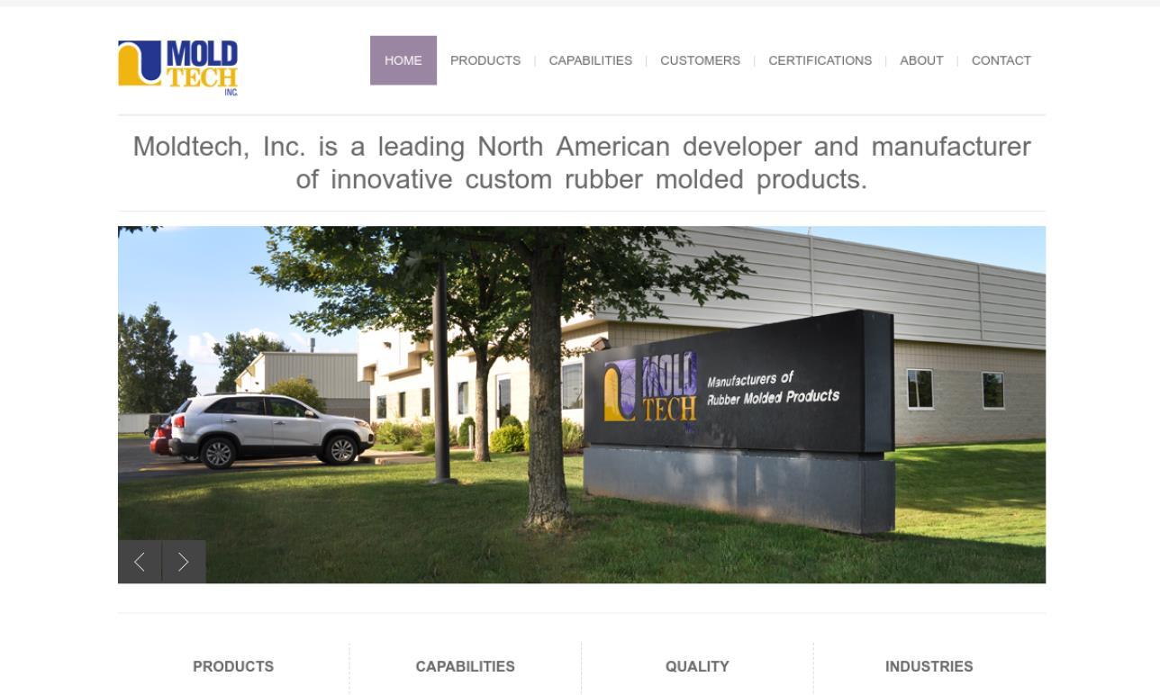 MoldTech Inc  | Rubber Molding