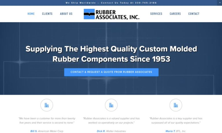 Rubber Associates, Inc.