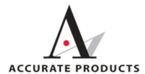 Accurate Products, Inc. Logo